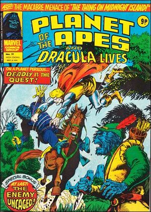Planet of the Apes (UK) Vol 1 99