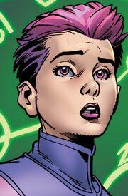 Robin Borne (Earth-9500) from Friendly Neighborhood Spider-Man Vol 1 9 001