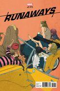 Runaways Vol 5 1 Alphona Variant