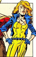 Sally Blevins (Earth-TRN237) from X-Factor Forever Vol 1 5 0001