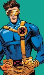 Scott Summers (Earth-92131) from X-Men '92 Vol 2 5 001