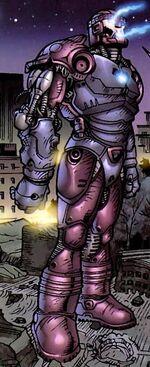 Sentinels (Earth-20051) Marvel Adventures Fantastic Four Vol 1 4