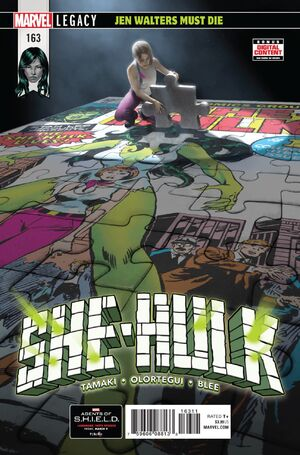 She-Hulk Vol 1 163
