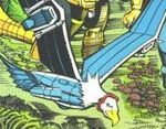 Soar (Earth-616) from Brute Force Vol 1 3 001