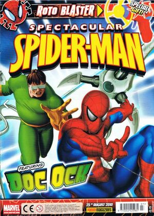 Spectacular Spider-Man (UK) Vol 1 207