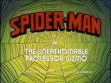 Spider-Man (1981 animated series) Season 1 16