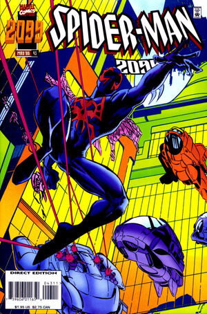 Spider-Man 2099 Vol 1 43