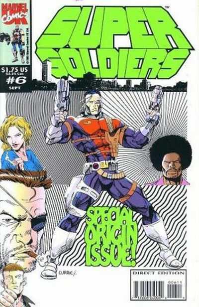 Super Soldiers Vol 1 6