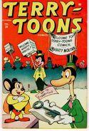 Terry-Toons Comics Vol 1 38
