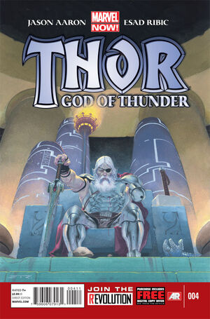 Thor God of Thunder Vol 1 4