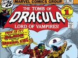 Tomb of Dracula Vol 1 45