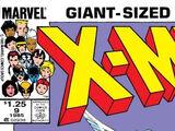 Uncanny X-Men Annual Vol 1 1985