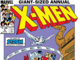 Uncanny X-Men Annual Vol 1 1985