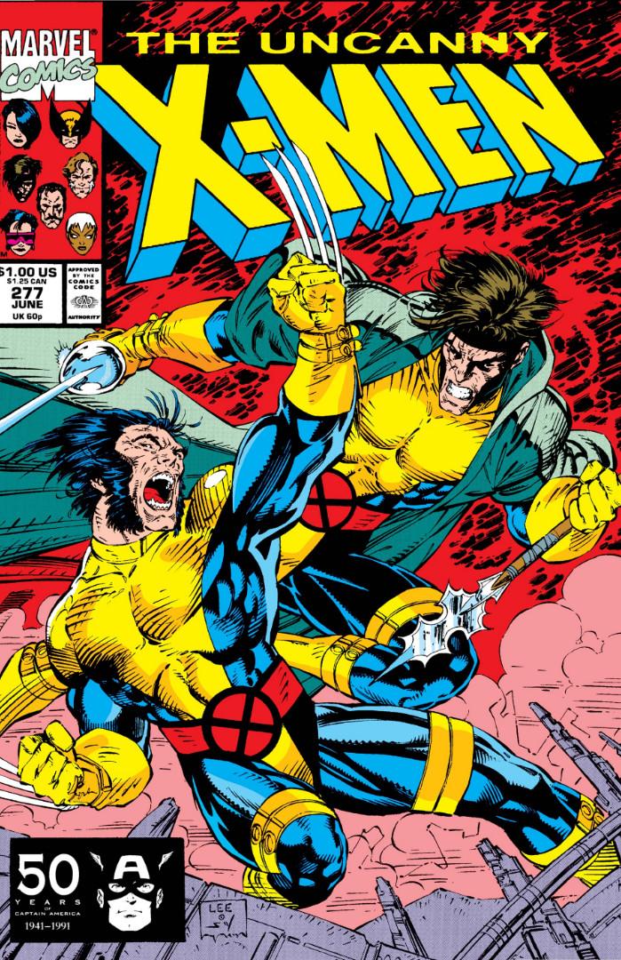 Uncanny X-Men Vol 1 277