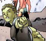 Victor Borkowski (Earth-11326) from X-Men Legacy Vol 1 245 0001