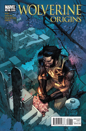 Wolverine Origins Vol 1 46