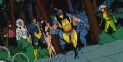 X-Men (Earth-121193) from X-Men The Animated Series Season 2 7 001