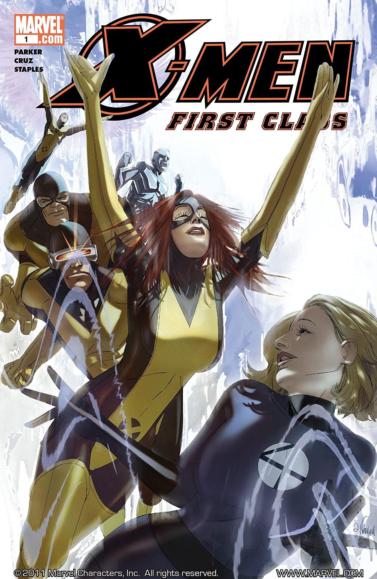 X-Men First Class Vol 2 1