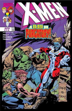 X-Men Vol 2 74