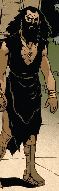 Ahriman (Earth-616) from Thor & Hercules Encyclopaedia Mythologica Vol 1 1 001