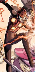 Anwen Bakian (Earth-94241) from Infinity Gauntlet Vol 2 3 001