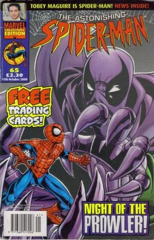 Astonishing Spider-Man Vol 1 65
