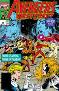 Avengers West Coast Vol 1 75
