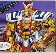 Beta Ray Bill (Earth-616) from Cosmic Powers Unlimited Vol 1 1 0001