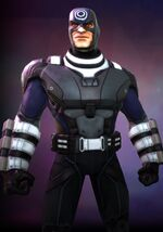 Bullseye (Lester) (Earth-TRN670) from Marvel Strike Force 001