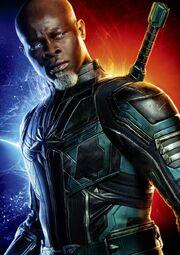 Captain Marvel (film) poster 013 textless