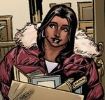 Carole (Earth-616) from Captain America Man Out of Time Vol 1 4 0001