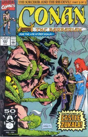 Conan the Barbarian Vol 1 243