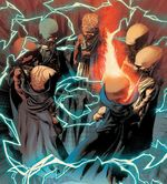 Council of Watchers (Multiverse) from Infinity Wars Vol 1 4 001
