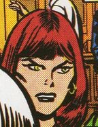 Courtney Ross (Earth-616) from Captain Britain Vol 1 3 0001