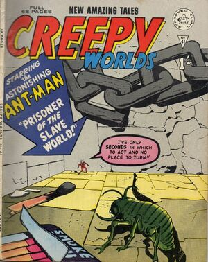 Creepy Worlds Vol 1 41