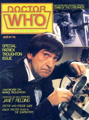 Doctor Who Monthly Vol 1 54