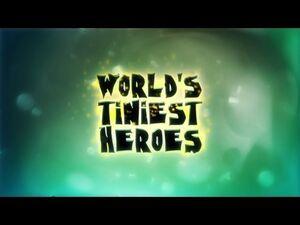 Fantastic Four World's Greatest Heroes Season 1 6 Title Card