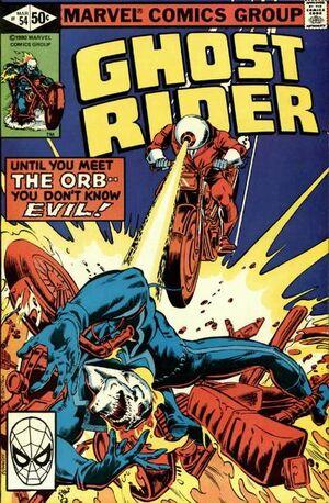 Ghost Rider Vol 2 54
