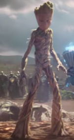 Groot (Earth-199999) from Avengers Infinity War 002