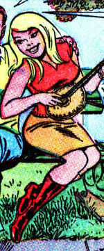 Gwendolyne Stacy (Earth-665) from Not Brand Echh Vol 1 2 0001