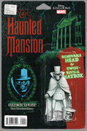 Haunted Mansion Vol 1 5 Action Figure Variant