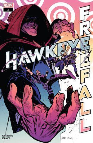 Hawkeye Freefall Vol 1 3