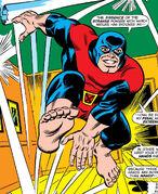 Henry McCoy (Earth-616) Graduation Costume from X-Men Vol 1 48