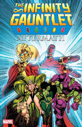 Infinity Gauntlet Aftermath Vol 1 1