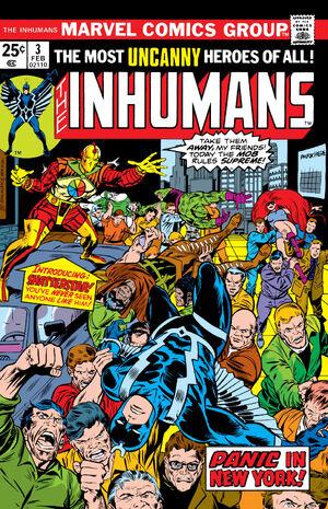 Inhumans Vol 1 3