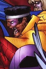 Luke Cage (Earth-21050) from Marvel Zombies Evil Evolution Vol 1 1 001