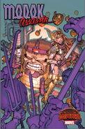 M.O.D.O.K. Assassin Vol 1 3 Textless