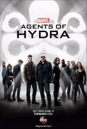 Marvel's Agents of Hydra poster 003
