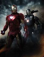 Marvel's Iron Man 2 Adaptation Vol 1 2 Textless