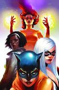 Marvel Divas Vol 1 2 Textless